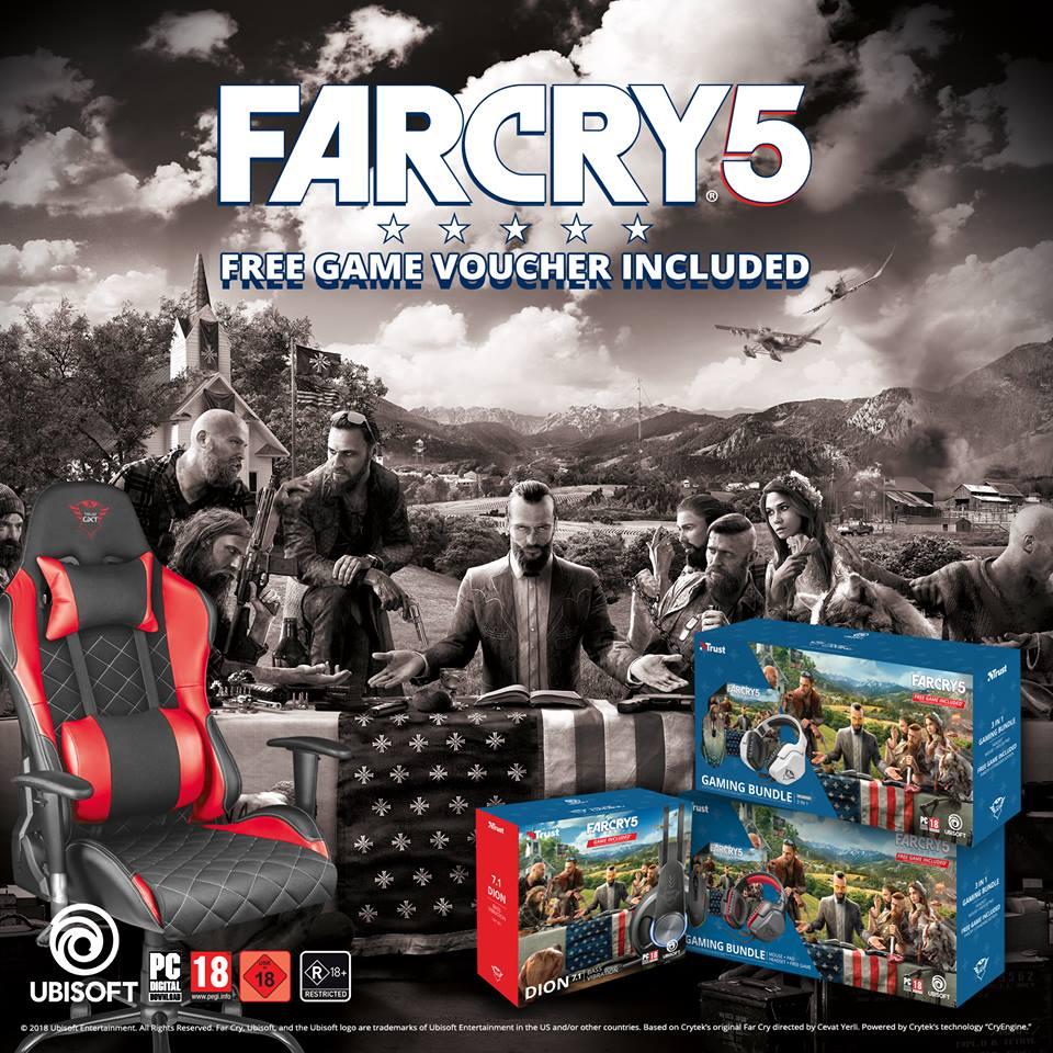 Far Cry 5 bundle