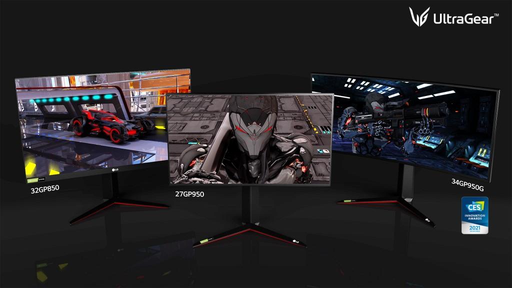 New LG Ultra Monitor_UltraGear