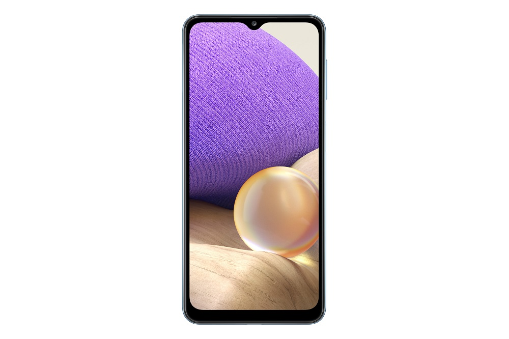 Samsung-GalaxyA32-5G_Blue_Front