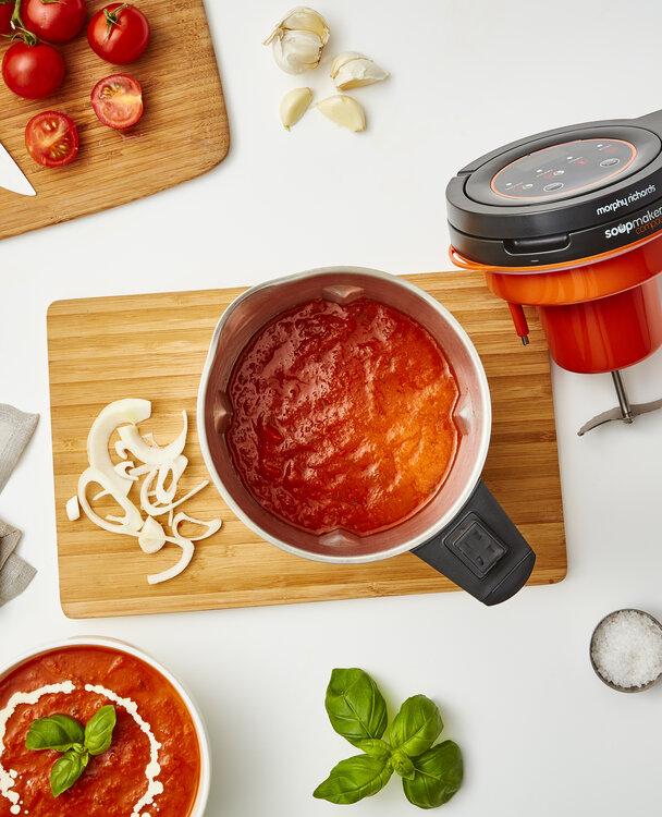 501021 Supa de rosii cu Soup Maker Compact