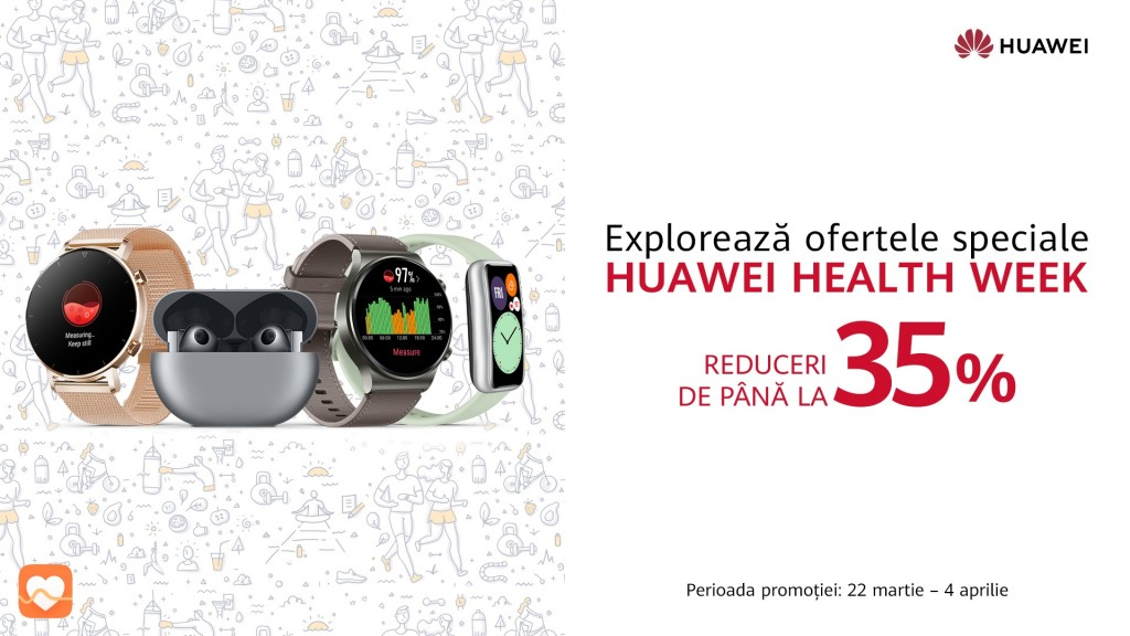 HUAWEI HEALTH WEEK