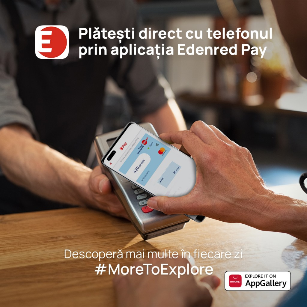 AppGallery x Edenred Pay