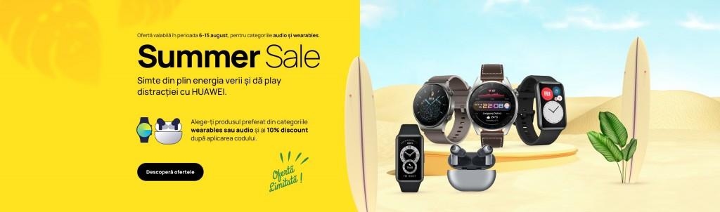 Summer Sale Huawei Store